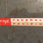 Federal Pacific panel 1